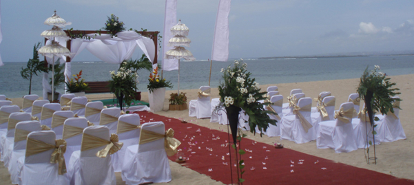 Wedding packages sanur bali weddingsbali weddings for Au jardin wedding package